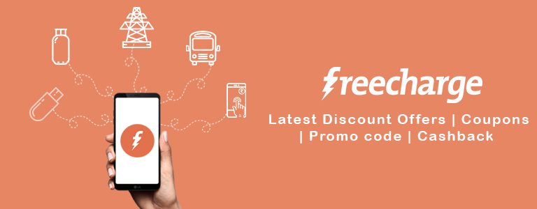 Freecharge - Online Recharge and Bill Payment Cashback, Discount Offers