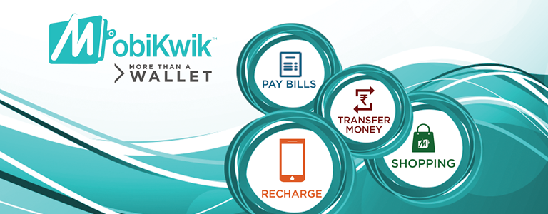 Online Bill Payment, Recharge Cashback Offers With Mobikwik
