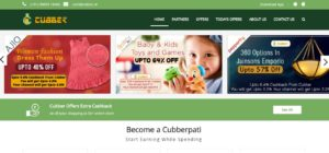 Cubber Online Shopping Website