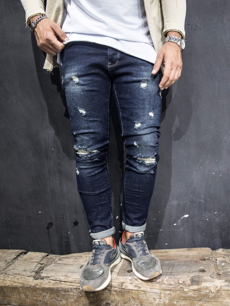New Fashion Jeans For Men's
