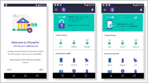 PhonePe Online Recharge and Bill Payments Refer and Earn App