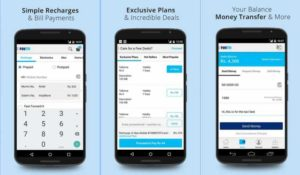 Recharge and Bill Payments and Earn Money Application