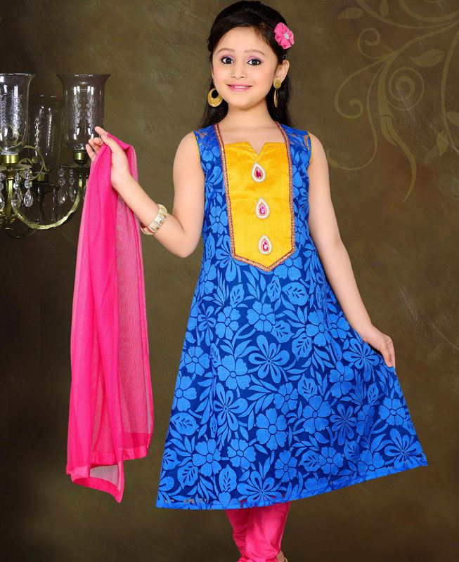 Salwar and chudidar suits