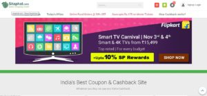 Sitaphal Cashback Rewards Website