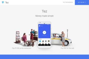 TEZ Online Money made simple