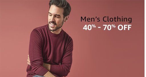 Amazon Men's Fashion Collection