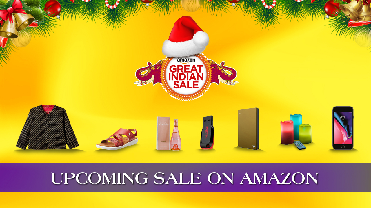 Amazon Christmas Bonanza Discount Offers
