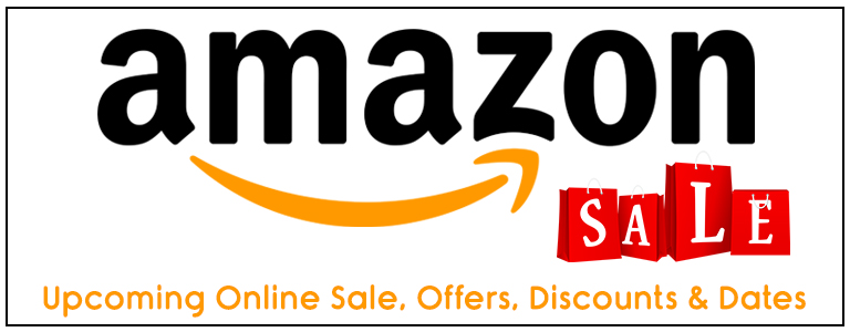 Amazon Upcoming Online Sales Offers