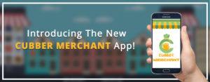 Cubber Merchant Distributor and Retailer Application