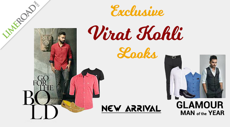 Exclusive Virat Kohli Looks New Fashion Clothes 2018