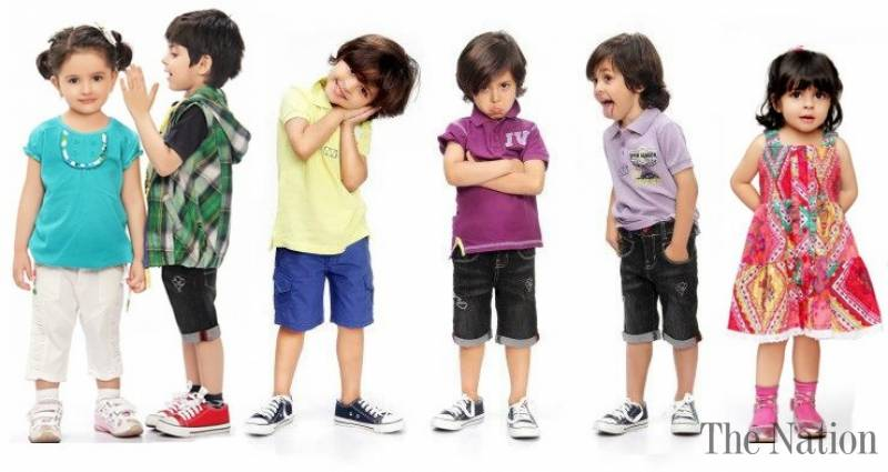 Fashion Clothes Collection For Kid's Wear