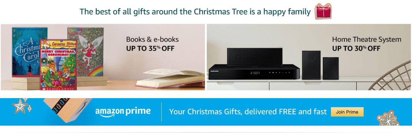 Amazon Christmas Best Deals Offers