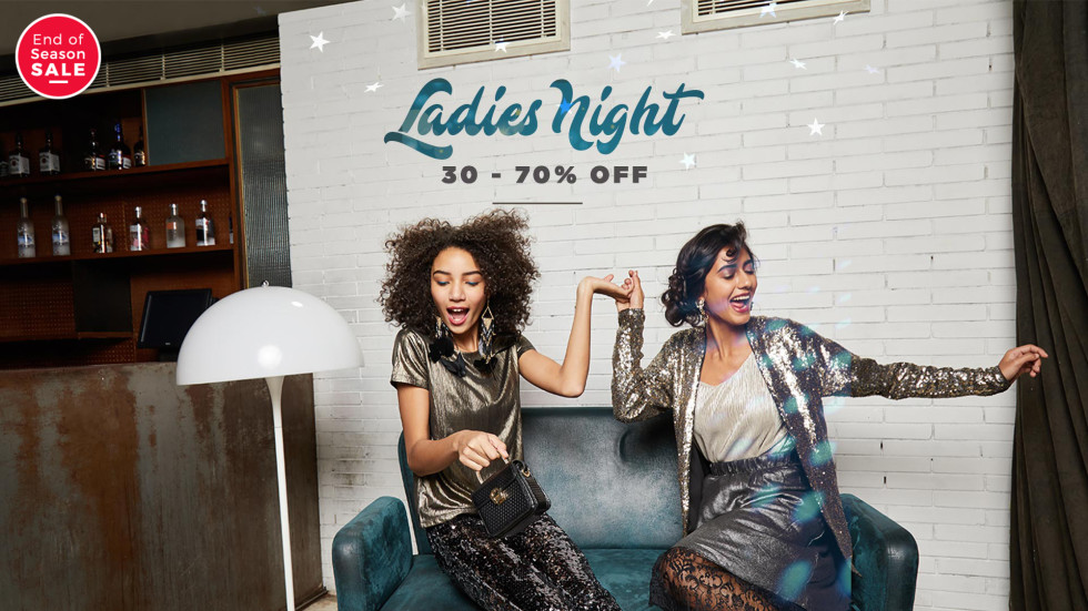 Myntra Ladies Night Sale Up to 70% OFF