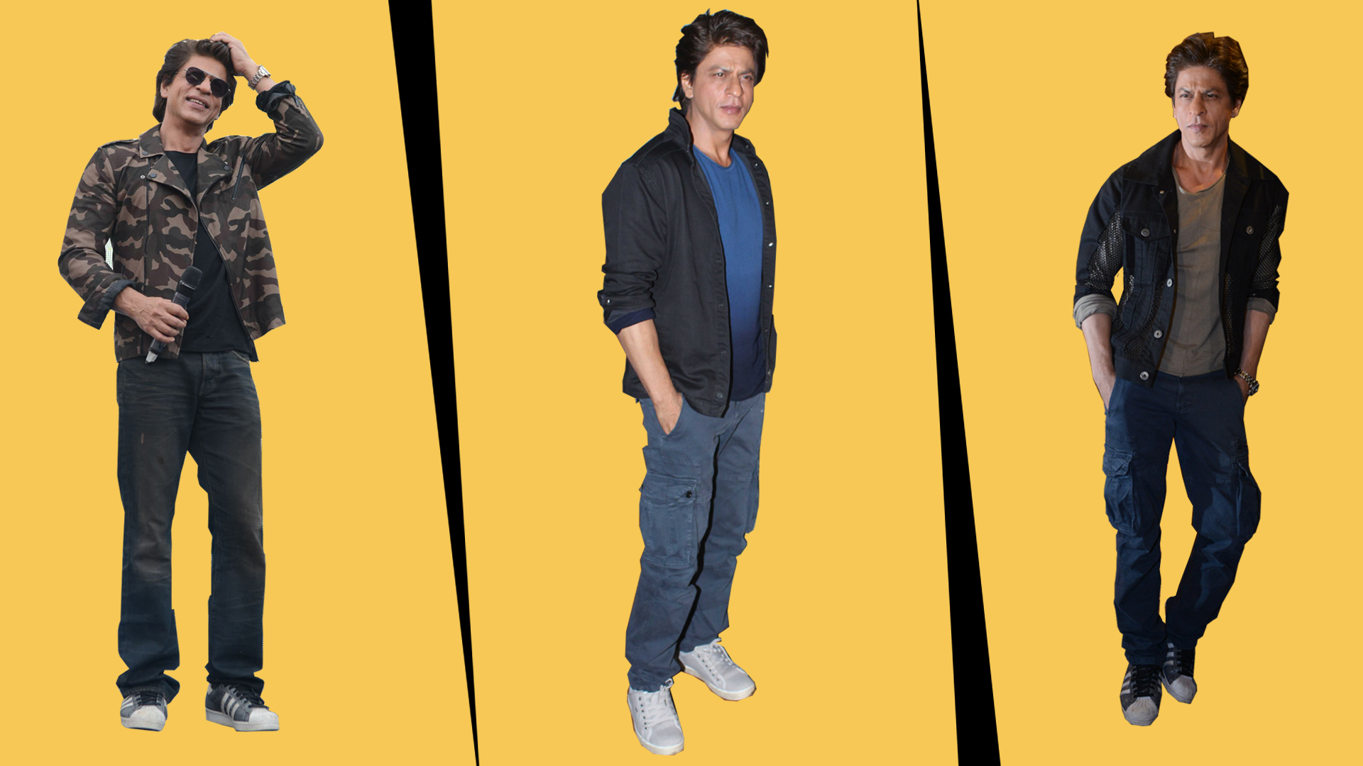 SRK Look Good Style and Fashion