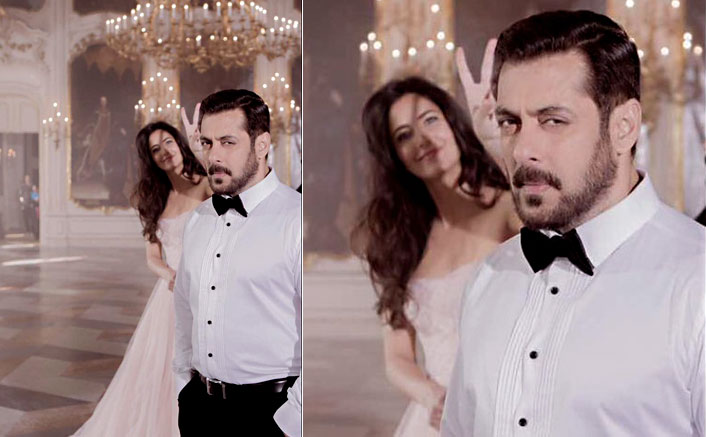 Salman Khan Looks With White Shirt and Bow Tie Set