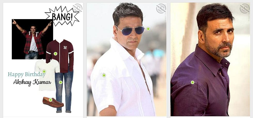 Akshay Kumar Trendiest Clothes