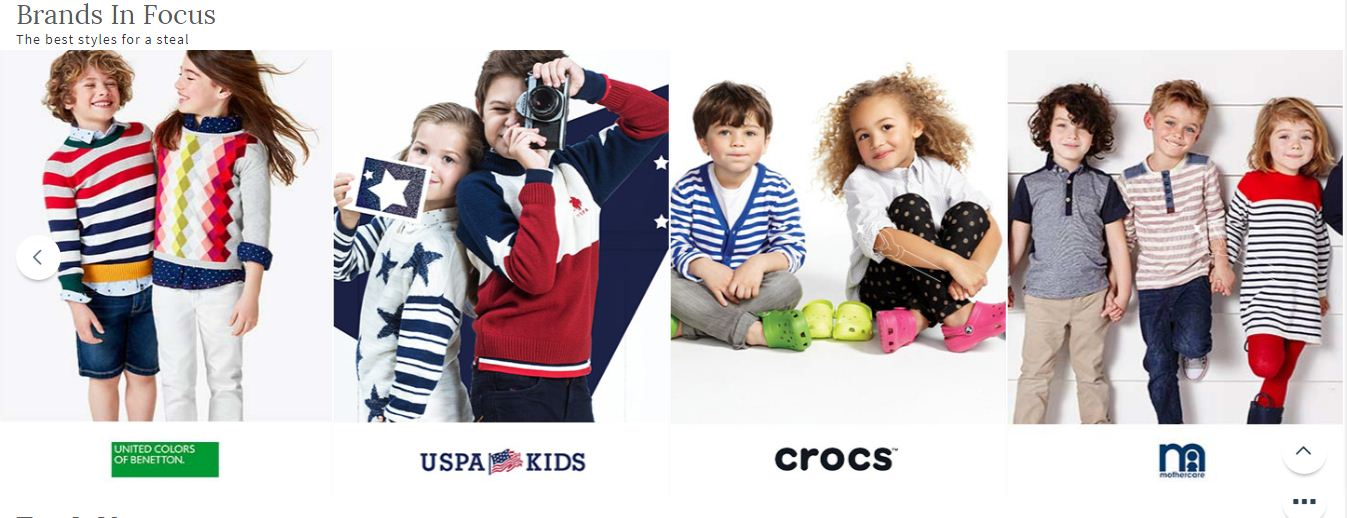 Branded Clothes Collection For Kids