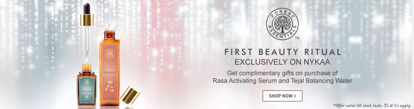 First Beauty Ritual Exclusive On Nykaa