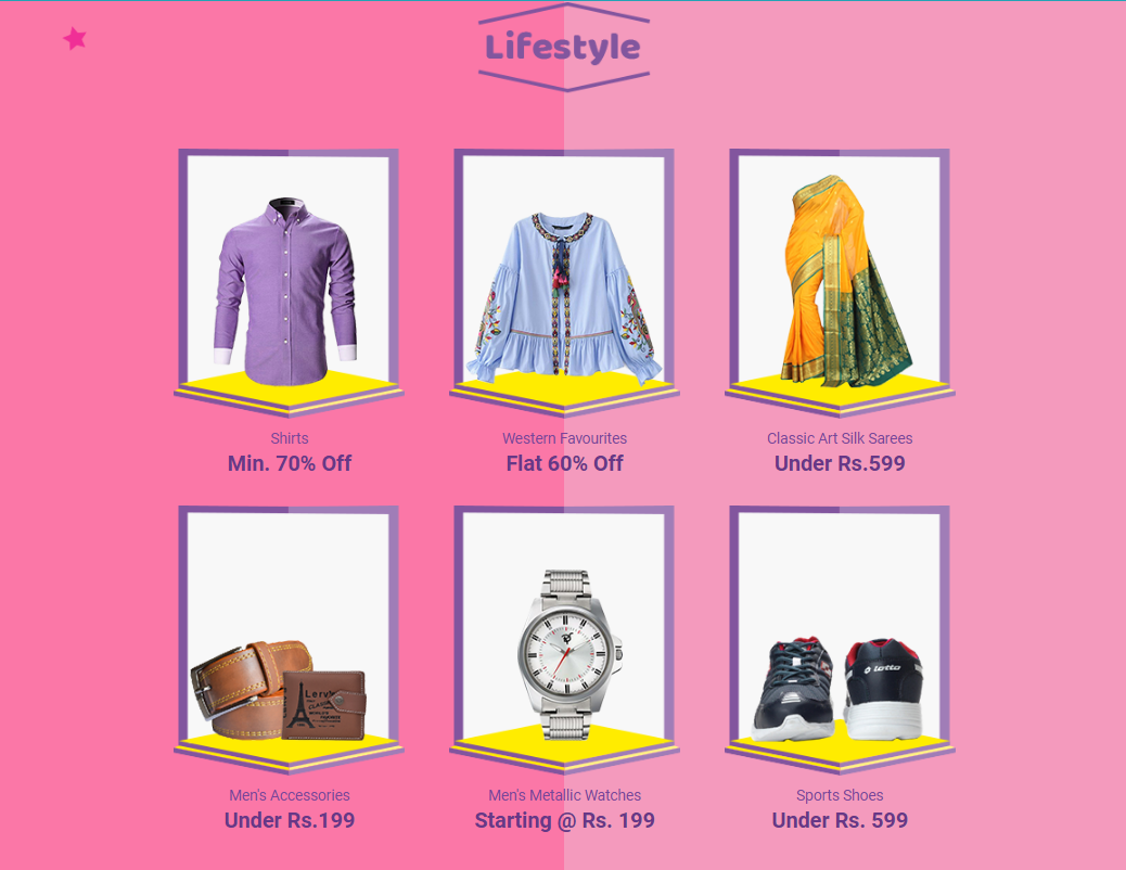 Lifestyle Products Online At Shopclues