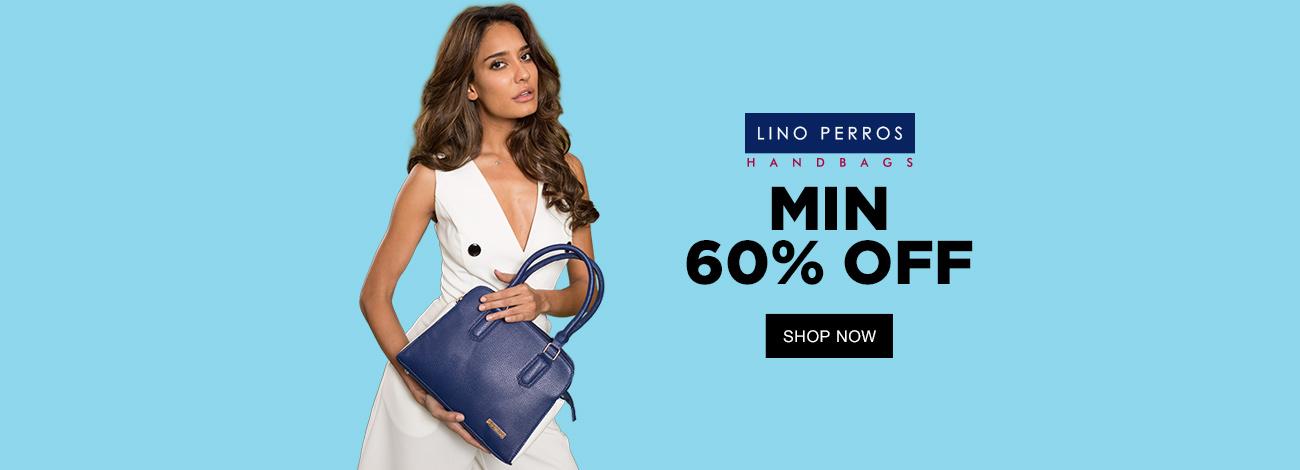 Jabong  Lino Perros Hanbags Min 60% Off