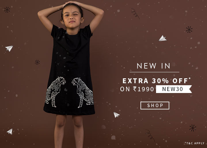 New In Extra 30% Off
