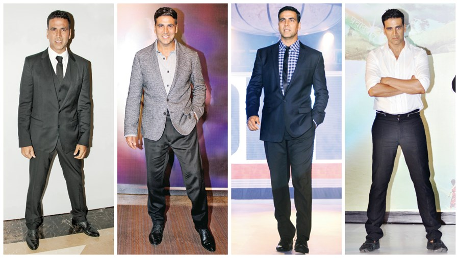 Profession Wear Look of Akshay Kumar