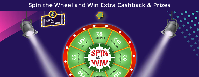 Republic Day Special Spin and Win Cashback Gifts Prizess