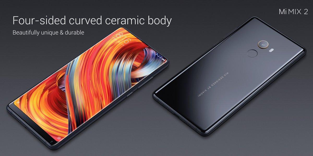 Xiaomi Mi Max 2 Phone