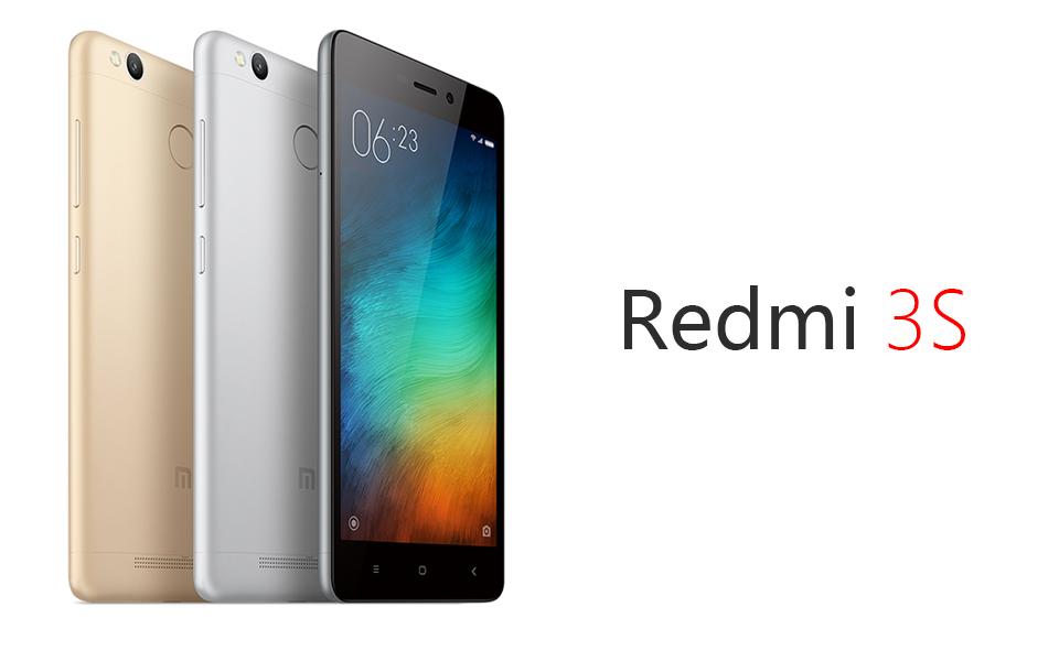 Xiaomi Redmi 3s Phone
