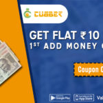 Cubber Cashback Offers On Adding Money - Get Flat Rs.10 Cashback
