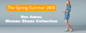 The Spring Summer 2018 New Arrival Women Shoes Collection