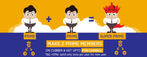 Cubber Dhamaka Super Prime Member Offer