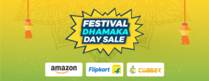 Festival Dhamaka Day Sale