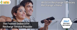 Start DTH Recharge Dish TV Recharge Business Online on Cubber Store